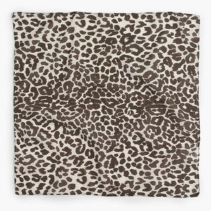 Best-selling leopard bandana (current; NWOT)